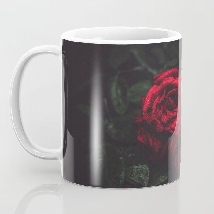 Roses Mug by Mixed Imagery | Society6