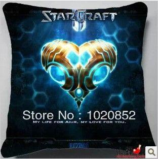 StarCraft/ Protoss /Super soft and comfortable Peach skin/Furnishing decoration /car Seat/pillow cushion/pillows decorate