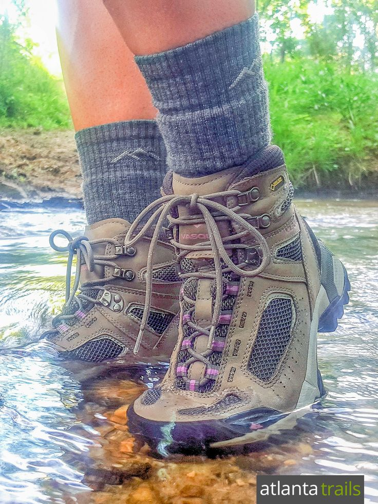 Vasque Breeze 2.0 GTX hiking boot: trail-tested review by Atlanta Trails