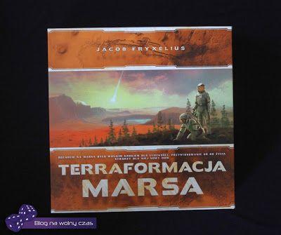 Blog na wolny czas: TERRAFORMACJA MARSA: kierunek Czerwona Planeta - r...
