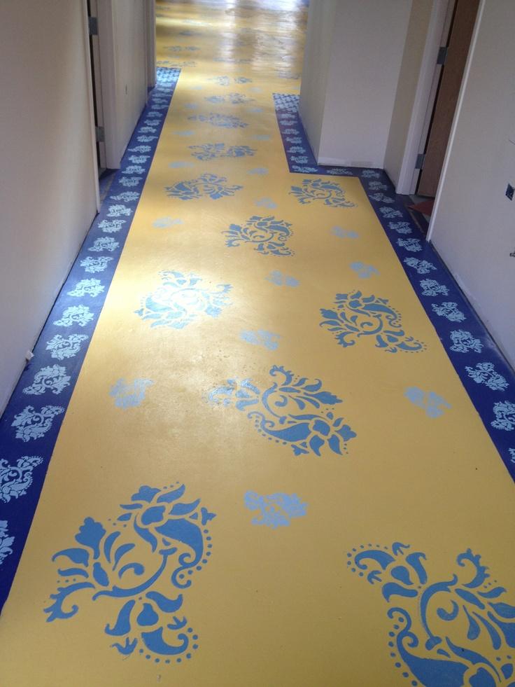 34 best concrete floor paint redo images on pinterest cement cement planters and concrete crafts. Black Bedroom Furniture Sets. Home Design Ideas