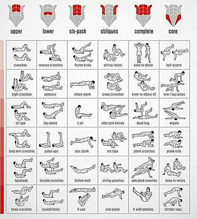 les 19 meilleures images du tableau programme musculation sur pinterest exercices de. Black Bedroom Furniture Sets. Home Design Ideas