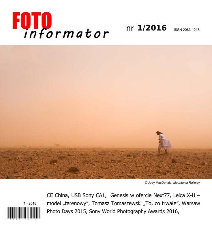 Fotoinformator 01 2016