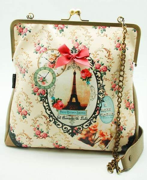 bolso vintage de el armario de lulu