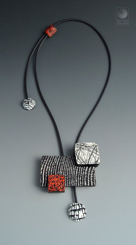 Shadow Box Necklace