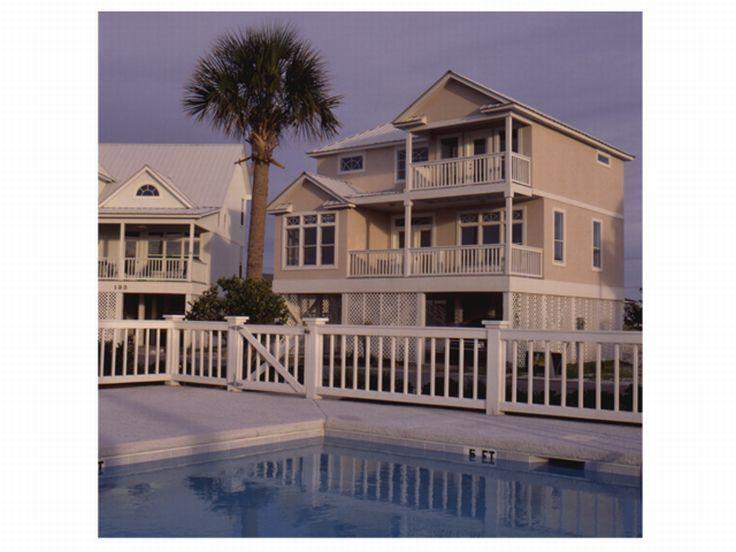 Dream Beach Houses Design P E A on