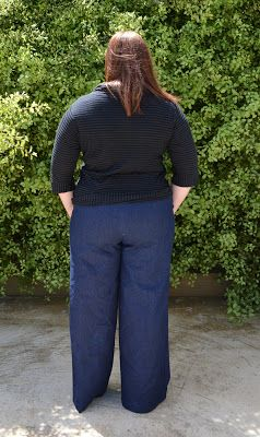 Suzy Bee Sews: Colette Patterns: 1024 Juniper Pant