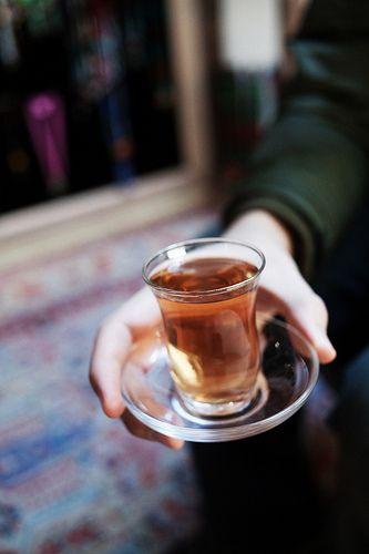 Apple Turkish Tea. I've been wanting this!