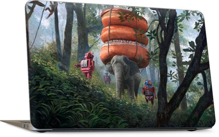 Jungle Trek Laptop Skin