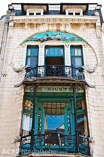 Zurenborg – Antwerp Belgium's Art Nouveau Neighbourhood