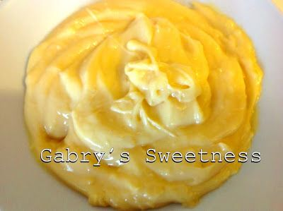 Gabry's Sweetness: CREME
