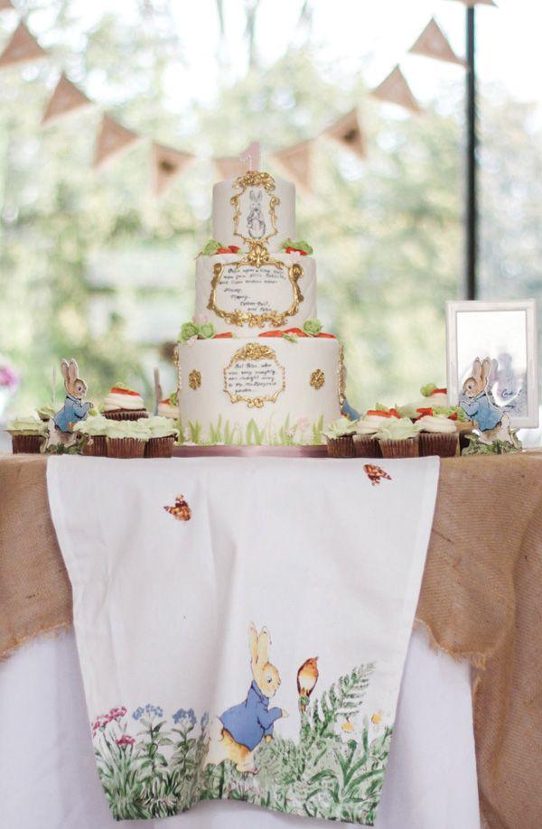 634 Best Beatrix Potter Cakes Images On Pinterest Peter