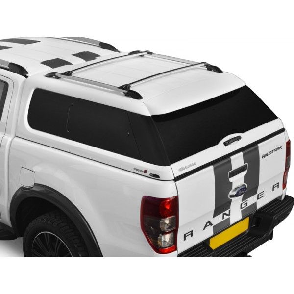 New Ford Ranger Raptor 2019 On Alpha Type E Hard Top In Paintable