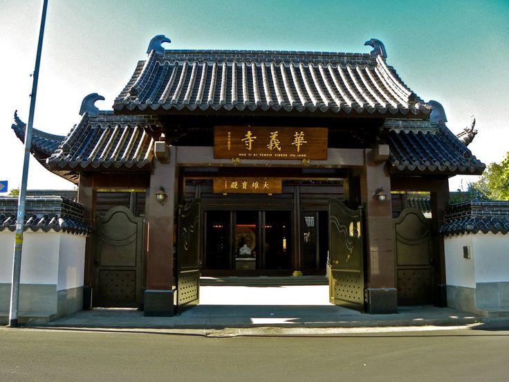 Tempio Buddista Hua Yi Si (Roma) - Prenestina