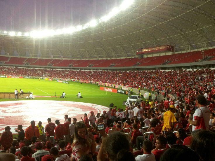 Estádio Beira-Rio in Porto Alegre, RS