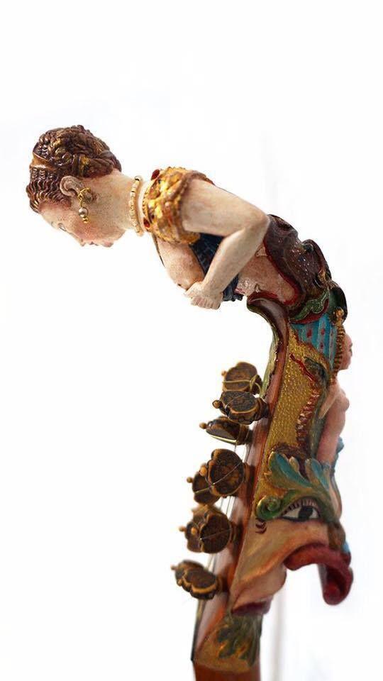 cetra Girolamo Virchi - cetera di Vienna  Riproduzione di Antonio Dattis