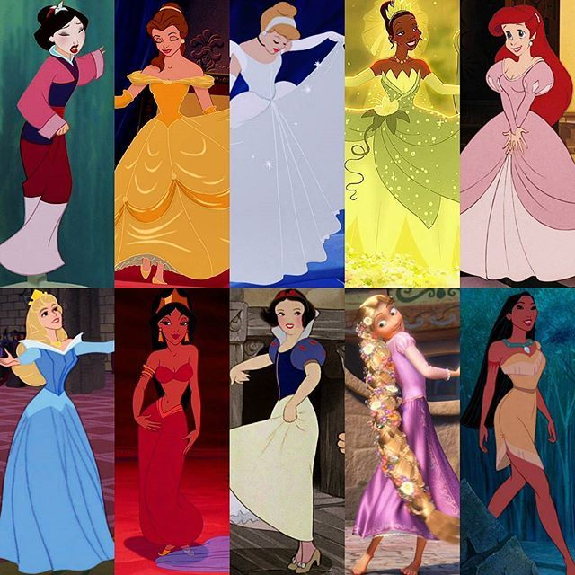 Some of our #disneyprincess 👑💖 Which one is your favourite?💛 Quale preferite?💗 . . . #cinderella #cenerentola #belle #labellaelabestia #beautyandthebeast  #mulan #tiana #laprincipessaeilranocchio  #theprincessandthefrog  #ariel #lasirenetta #thelittlemermaid  #littlemermaid  #aurora #labellaaddormentatanelbosco  #sleepingbeauty #jasmine #snowwhite #biancaneve #rapunzel #raperonzolo #pocahontas #disneyprincesses #disney #principessedisney #like #tumblr #disney🏰 #disneyneverlandpixiedust