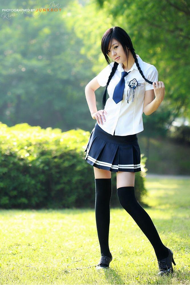 Hwang Mi Hee School Girl Style Four-9.jpg (667×1000)... Check more at http://www.hotcelebphotos.ga/hwang-mi-hee-school-girl-style-four-9-jpg-667x1000/