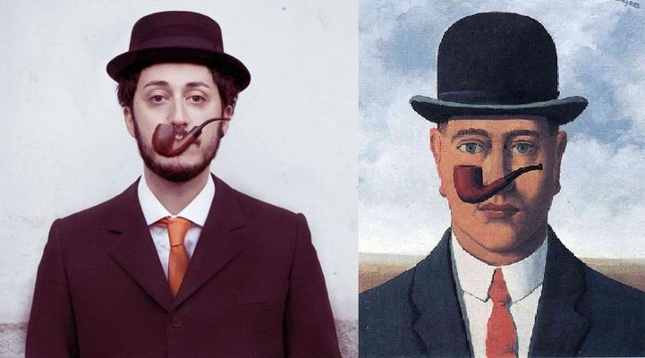 Classic Works of Art Re-Imagined - My Modern Met