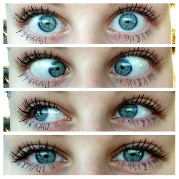 eye collage of hannahs beautiful eyes eyes