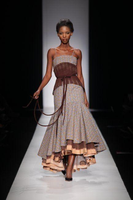 Beautiful African Fashion Glamsugar.com Bongiwe Walaza