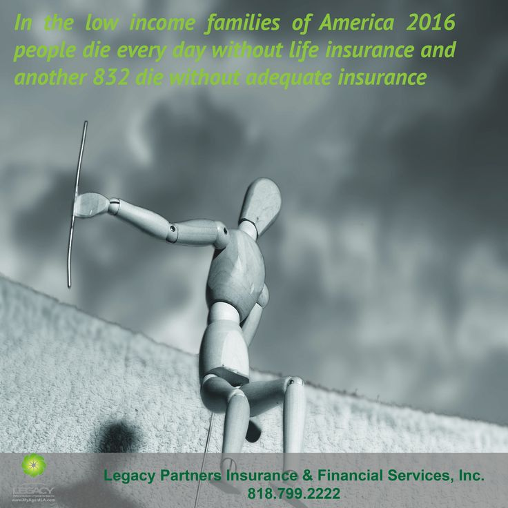 Life Insurance Quotes Without Personal Information: In The Low Income Families Of America 2016 People Die