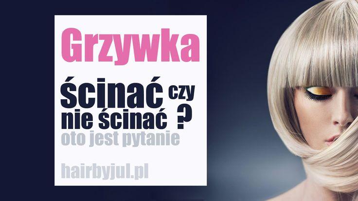 grzywka- ścinać czy nie ścinać? #grzywka #fryzuryzgrzywką #fryzury
