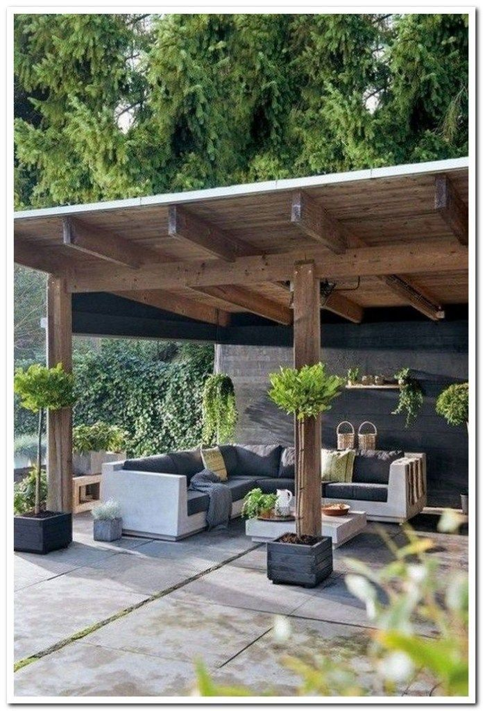 37 unimaginable yard storage shed design and decor concepts 10