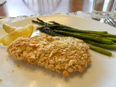 The best weight watchers crunchy oven fish recipe 1 for Best fish for weight loss