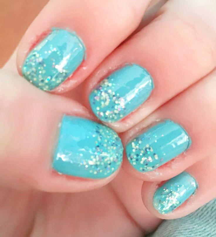 Light Blue Nail Art Ideas: 25+ Best Light Blue Nail Designs Ideas On Pinterest
