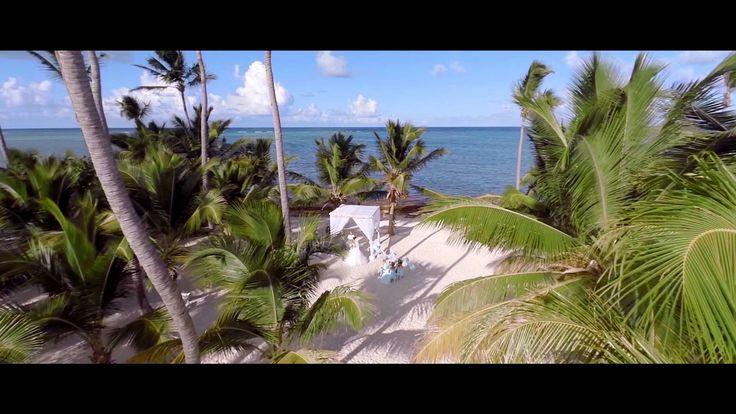 Destination wedding in Punta Cana, Dominican Republic
