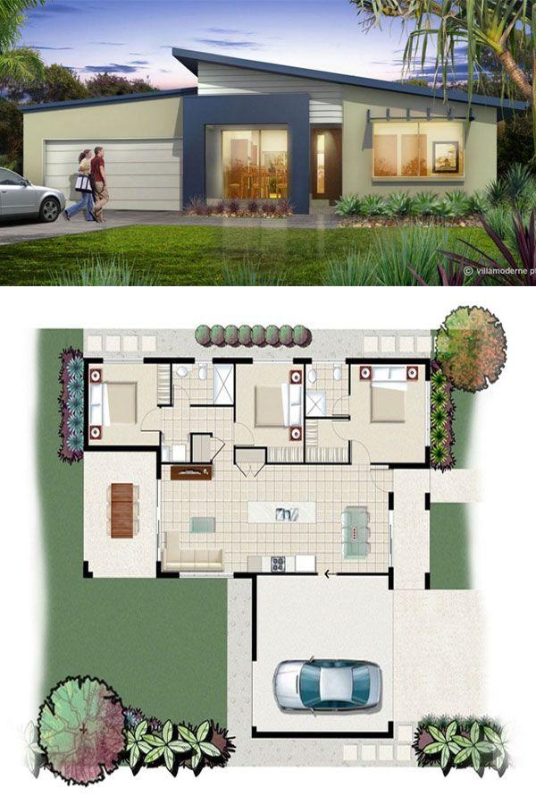 Pin On 3 Bedroom Kit Home Designs By Imagine Kit Homes Www Imaginekithomes Com Au