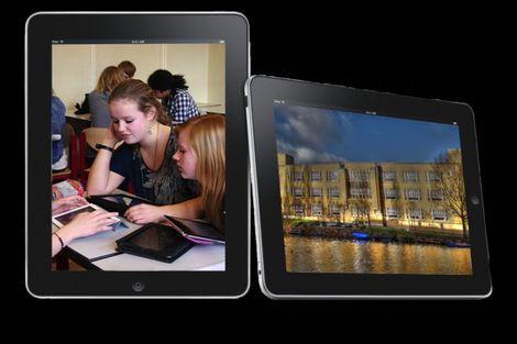Middelbare scholen omarmen iPad - Digitaal - Telegraaf.nl [24 uur actueel, ook mobiel] [Digitaal]