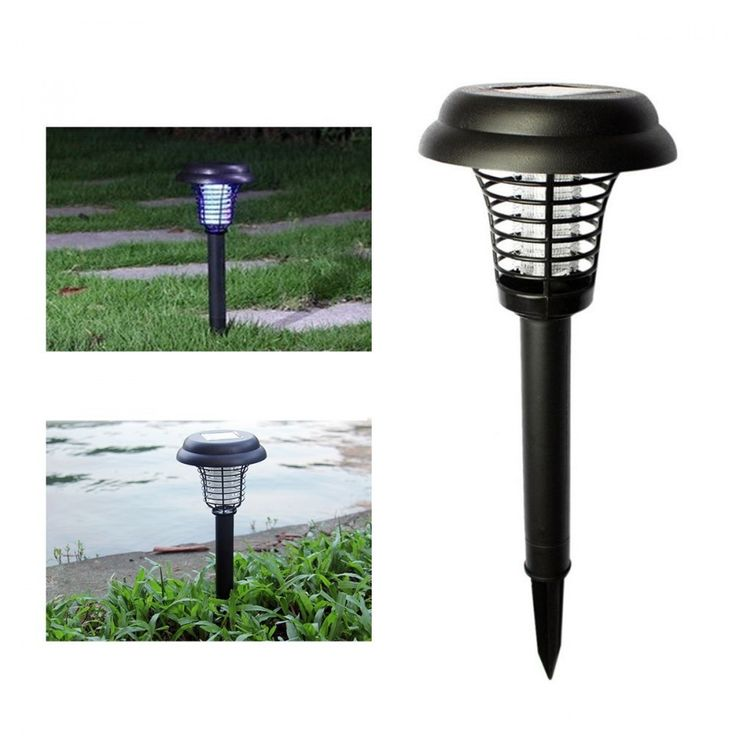 Wrcibo Mosquito Killer Mosquito Zapper Electronic Insect Bug Worm Killer LED Sol 705377161025   eBay