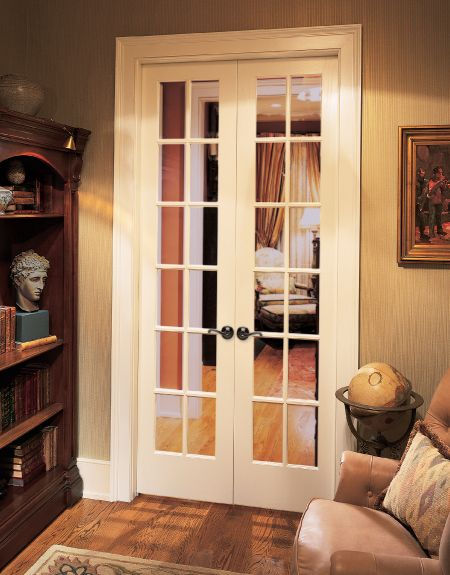 10 best just talking doors inc images on pinterest for Narrow interior french doors