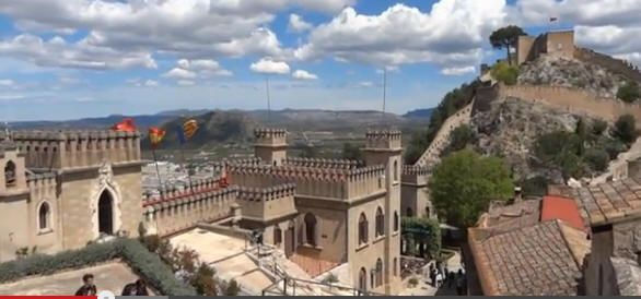 Xativa-Castle Privately owned Rental property in the Xativa Valencia area on The Costa Azahar  Privately owned Rental property in the Xativa Valencia area on The Costa Azahar
