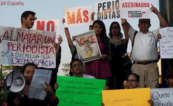 Los medios mexicanos dicen «basta ya» a la violencia contra los periodistas