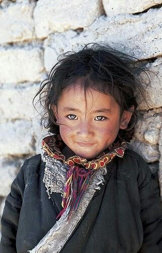 Poor children everywhere.......let us appreciate what we have,every day we wake up....<3