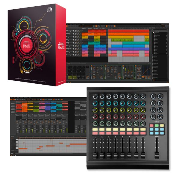 Livid Shop - Ds1 Bitwig Studio, $748.00 (http://shop.lividinstruments.com/ds1-bitwig-studio/)