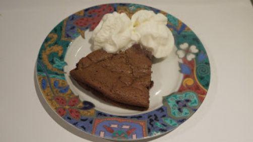 Brownie de chocolate para #Mycook http://www.mycook.es/receta/brownie-de-chocolate-2/