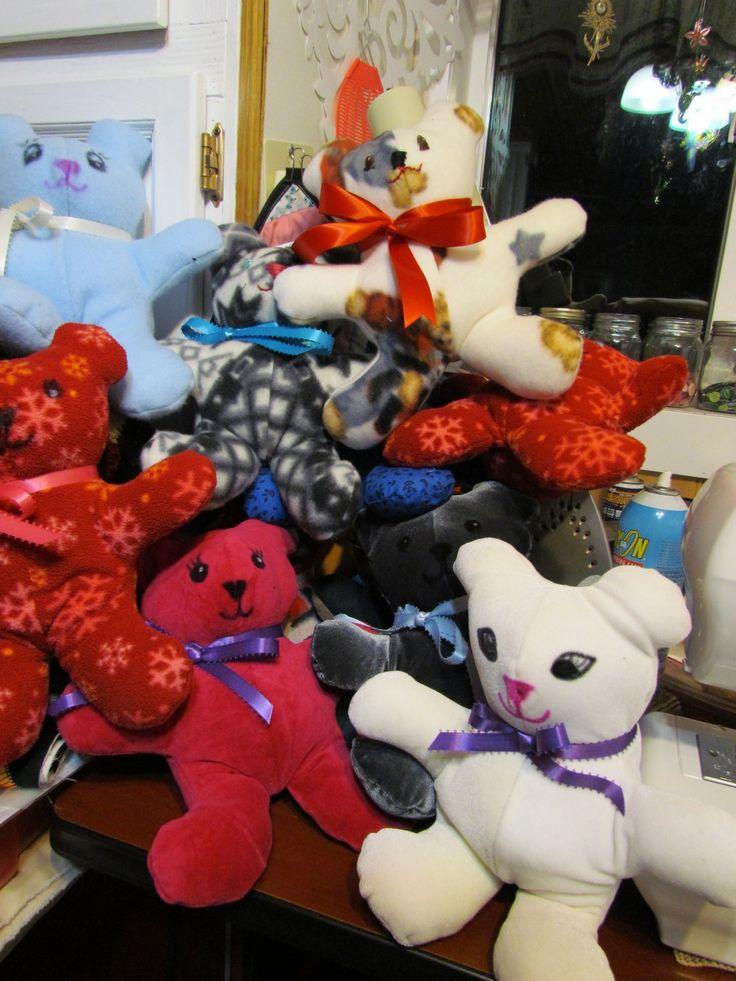 many Bears DONATED