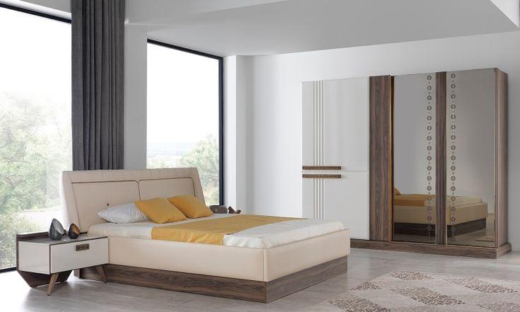Minimalist tasarımıyla ön plana çıkan Lebron Yatak Odası, sadeliğin güzelliğini yaşamak isteyenleri bekliyor.  Tarz Mobilya | Evinizin Yeni Tarzı '' O '' www.tarzmobilya.com ☎ 0216 443 0 445 📱Whatsapp:+90 532 722 47 57 #yatakodası #yatakodasi #tarz #tarzmobilya #mobilya #mobilyatarz #furniture #interior #home #ev #dekorasyon #şık #işlevsel #sağlam #tasarım #konforlu #yatak #bedroom #bathroom #modern #karyola #bed #follow #interior #mobilyadekorasyon