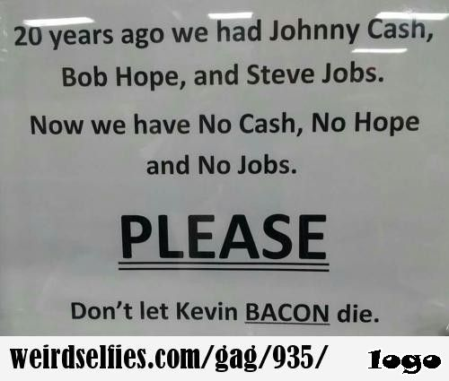 Please don't let Kevin Bacon die ?!?!