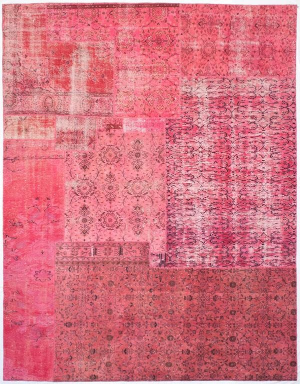Over Dyed Vintage Rug From Abc Carpet