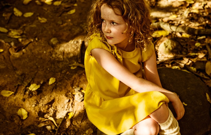 graphic layout and digital retouch for #Vogue #Bambini, ©Luca Zordan