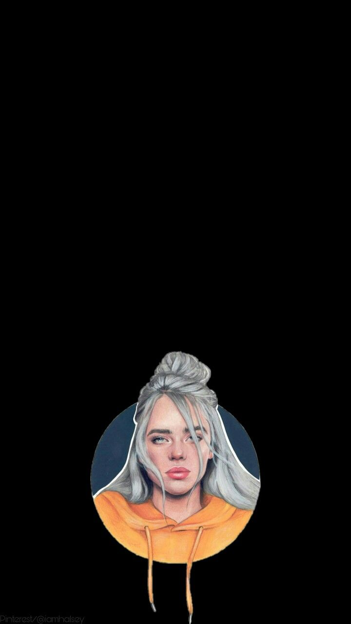 Billie Eilish Wallpaper Aesthetic Iphone Android Billie Eilish Billie Girls Cartoon Art