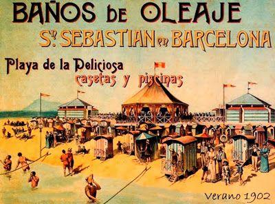 BARCELONA, AHORA Y SIEMPRE: La Barceloneta