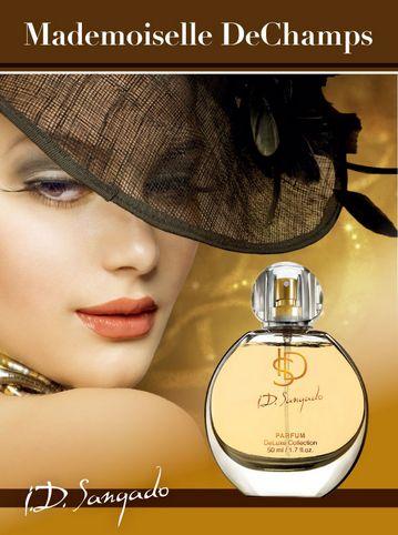 Ellys Shop: Parfum ID Sandago- Mademoiselle DeChamps