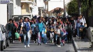 Λέσβος, Χίος, Λέρος, Ωραιόκαστρο και πάλι Λέσβος: η ιστορία επαναλαμβάνεται……