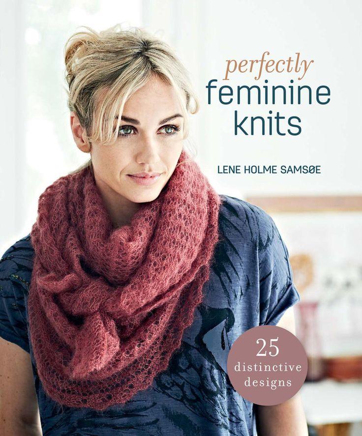 Perfectly Feminine Knits: 25 Distinctive Designs - 轻描淡写 - 轻描淡写